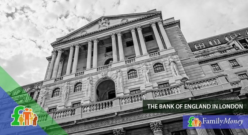 The Bank of England, which regulates the Pound Sterling