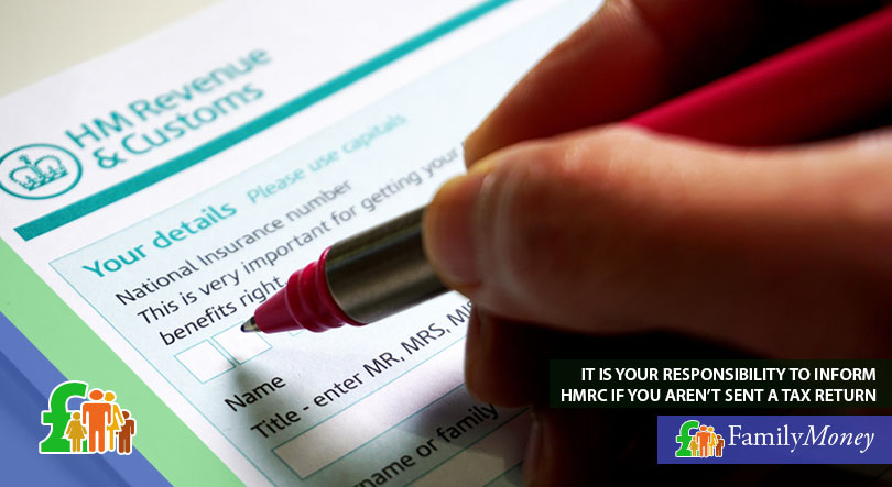 An HMRC form that can be used for the purposes of UK income tax, tax returns, tax relief and fringe benefits