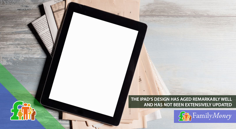 The iPad has a well crafted design - is the new iPad worth the money?