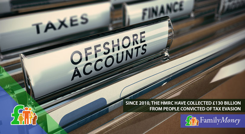 Documents regarding offshore accounts, which can in some cases be used for tax evasion
