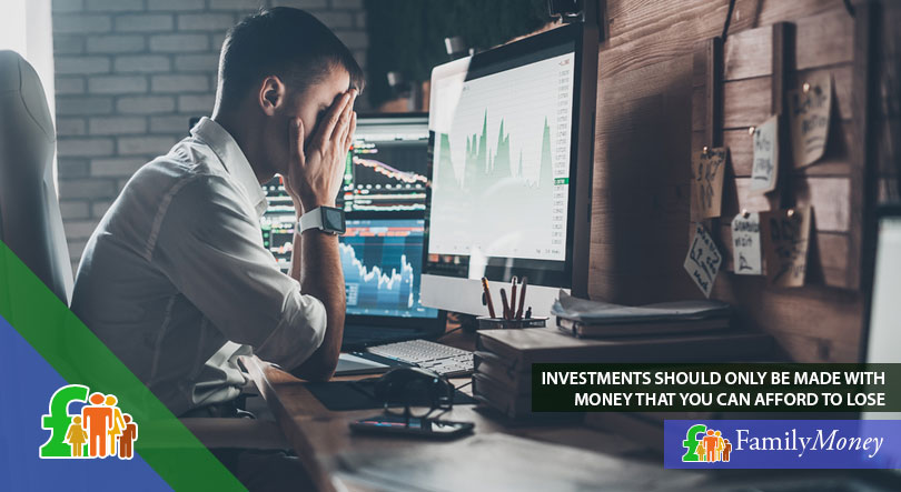 A young man feels stressed after taking out a loan to invest on shares and stocks