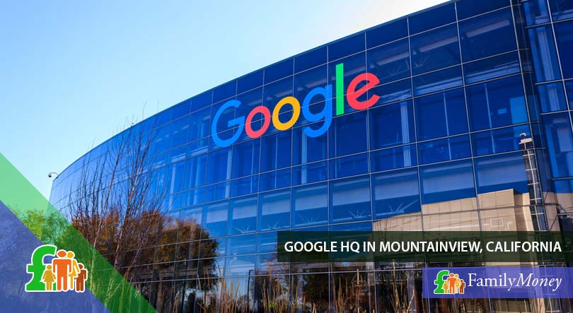 Google, headquartered in California, banned ads from payday loan companies