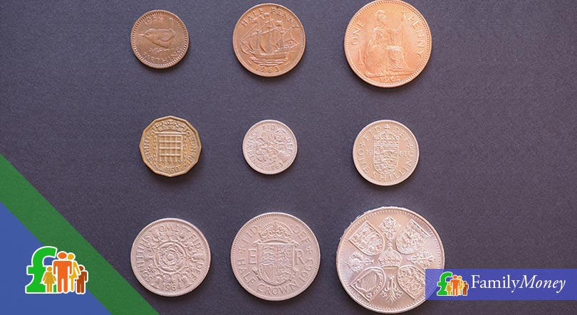 Pre-decimal coins – What do you know about farthings, florins and groats?