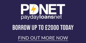 Borrow up to £2000 today!