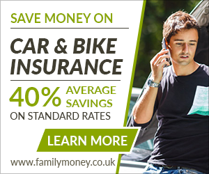 Save up to 40% on your car insurance