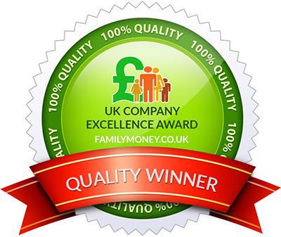 UK Company Excellence Award