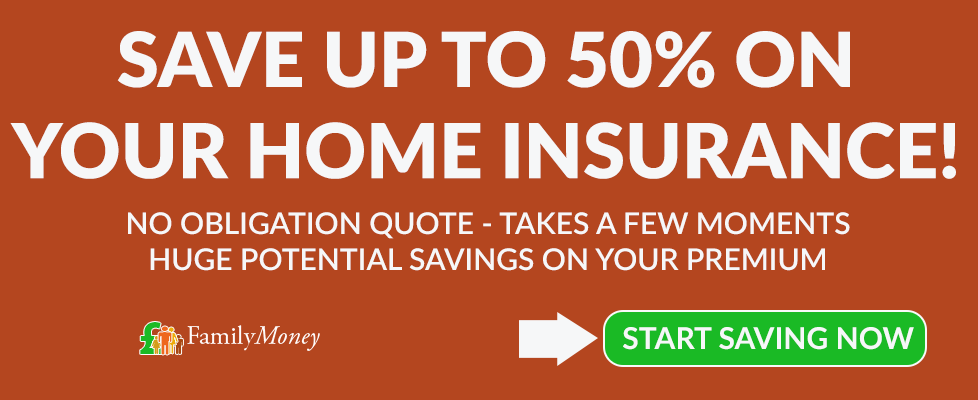 Save money on your home insurance with a free quote