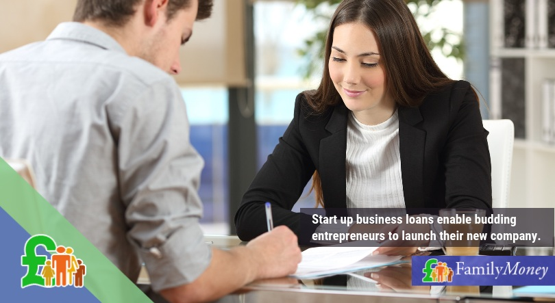 Start up business loans enable budding entrepreneurs to launch early stages of their new company. FamilyMoney