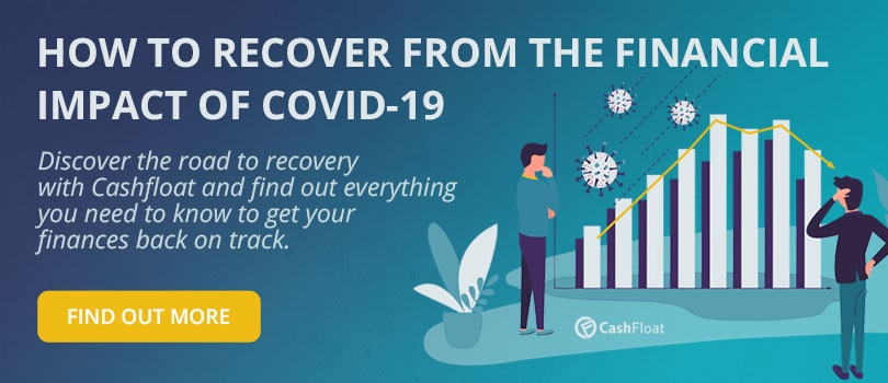 Discover the best tips to recovering from the financial impact of COVID-19.