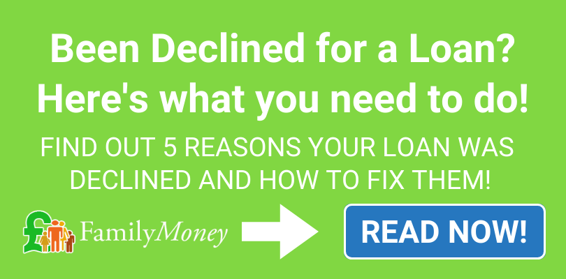 Been Declined for a Loan?Here's what you need to do!